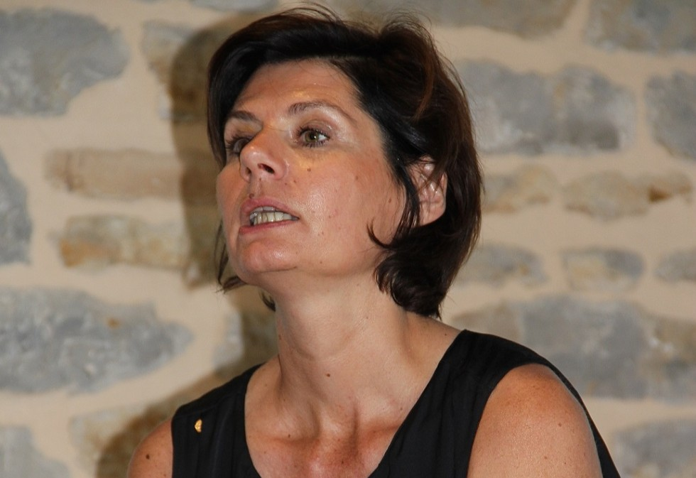 Florence Perrucaud, directrice Import-Export du groupe Ducerf